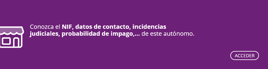 NIF y datos de contacto de Andrew William Pearce