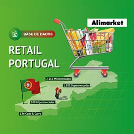 Nueva Base de Datos del Retail Alimentario de Portugal