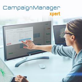 Gestor de Campañas Campaign Manager Xpert